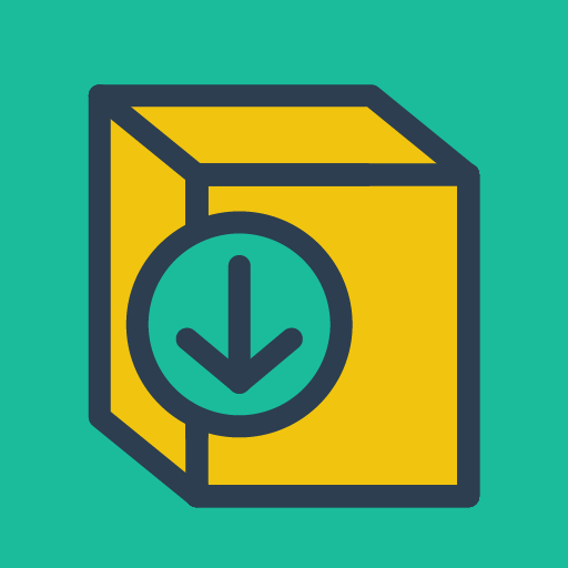 Bundle Download Icon Thin Download Iconset Designbolts
