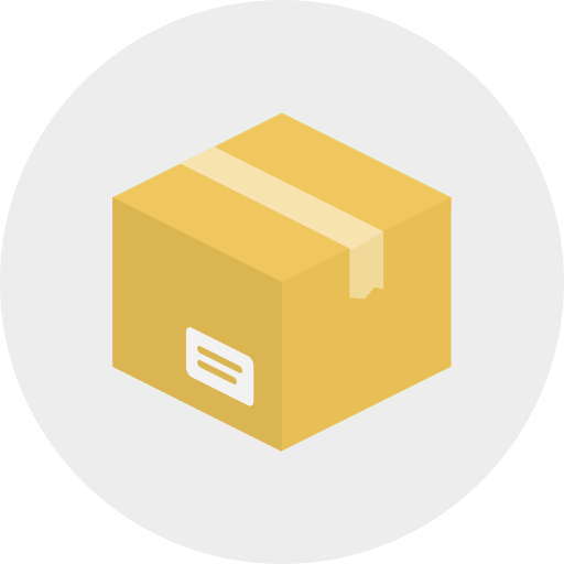 Package, Archive, Box, Cargo, Delivery, Products, Bundle Icon