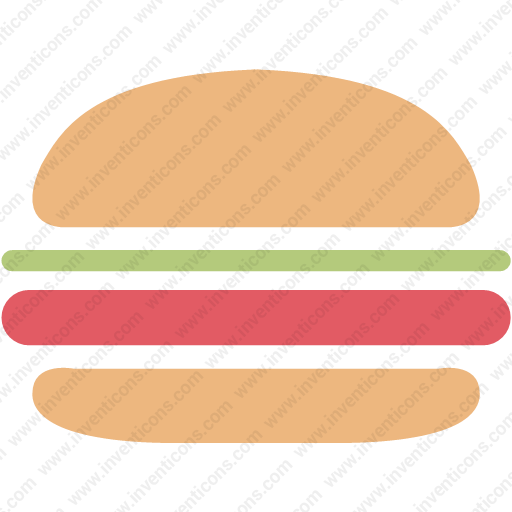 Download Burger,fast Food,food,hamburger,fast Food Icon Inventicons