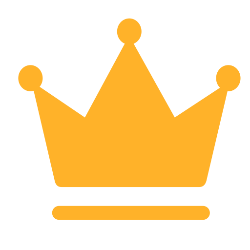 Class List Crown, Crown, King Icon With Png And Vector Format
