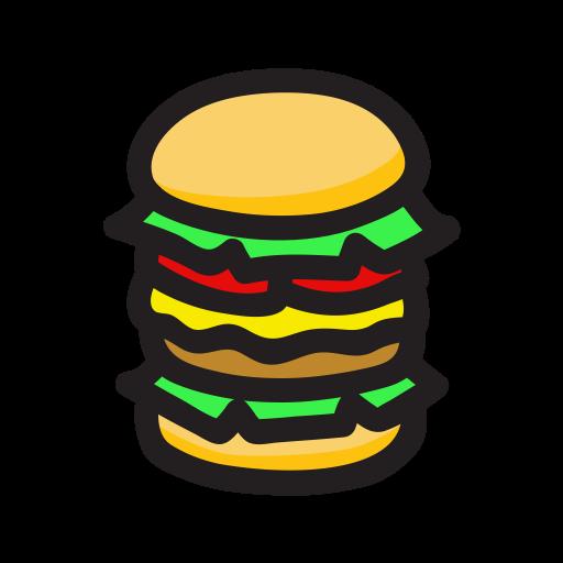 Burger, Big Mac Icon