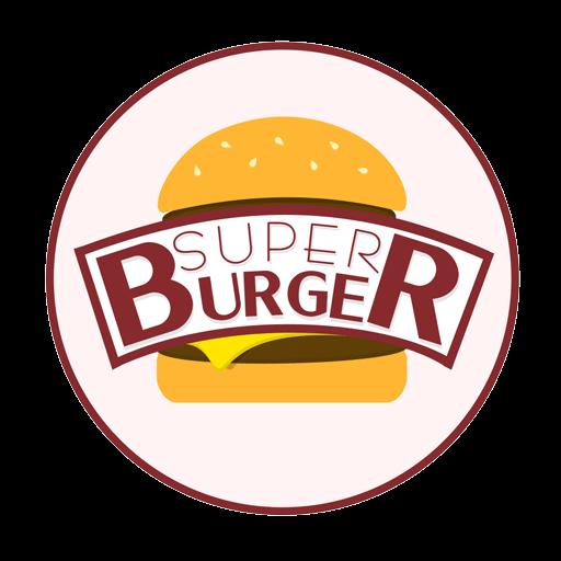 Cropped Icon Super Burger