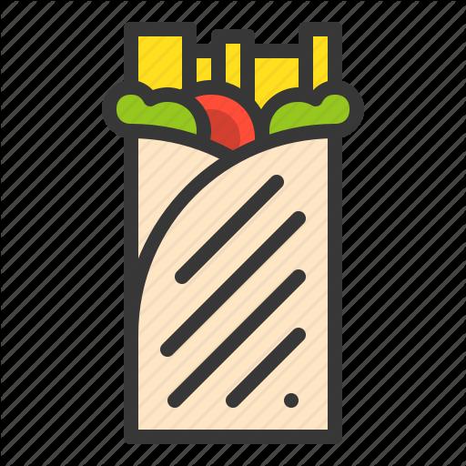 Burrito, Fast Food, Food, Junk Food, Mexican Food, Sandwich