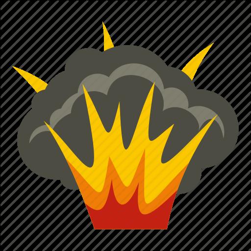 Blast, Bomb, Boom, Burst, Effect, Explode, Projectile Explosion Icon