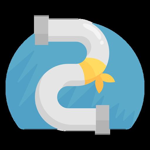 Burst Pipe Repair Icon