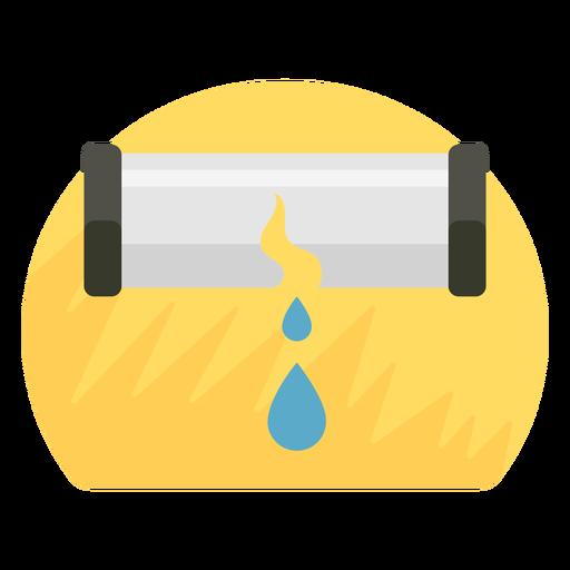 Pipe Burst Icon