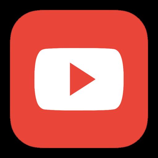 Youtube Burst Alt Icon Free Of Style Metro Ui Icons