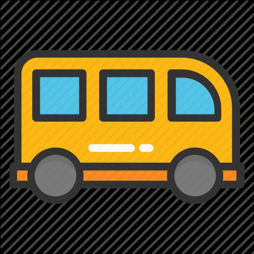 Bus, Coach, Lorry, Motorbus, Tour Bus Icon