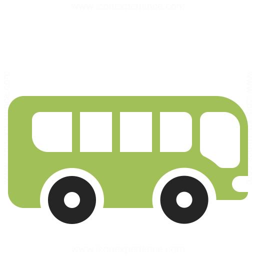 Bus Icon Iconexperience
