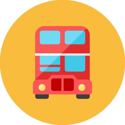 Bus Icon Kameleon Iconset Webalys