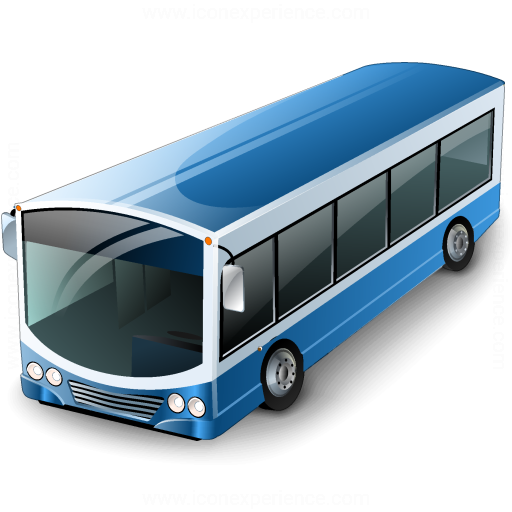 Iconexperience V Collection Bus Icon