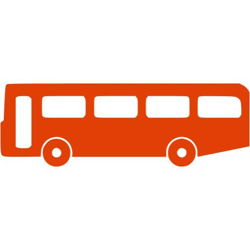 Soylent Red Bus Icon