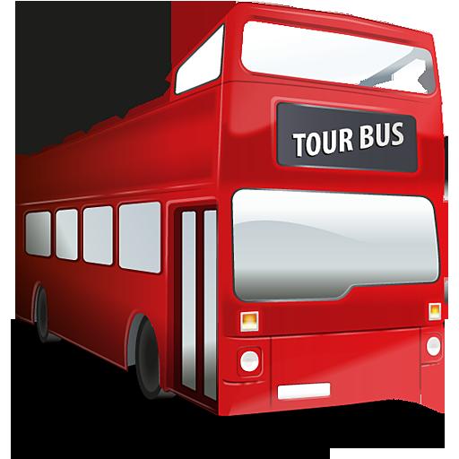 Tour Bus Icon Download Free Icons