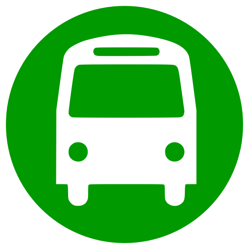 Bus, Transportation Icon