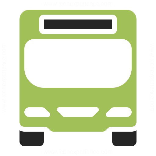 Bus Icon Iconexperience