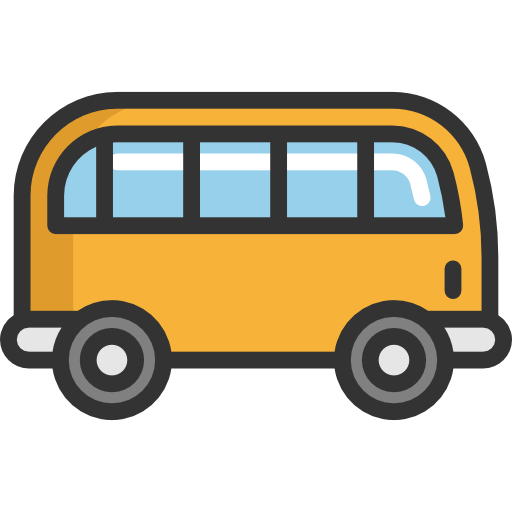 Transportation, Transport, Vehicle, Bus, School Bus, Automobile