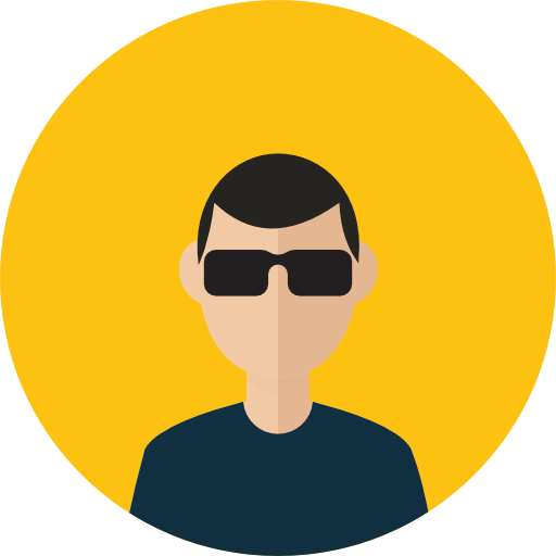 Man, User, People, Business, Profile, Avatar Icon