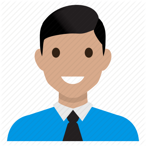 Vector Avatars Male Business Transparent Png Clipart Free