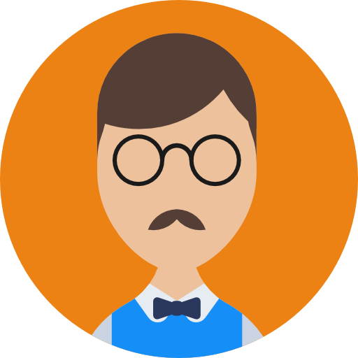 User, People, Profile, Man, Business, Avatar Icon