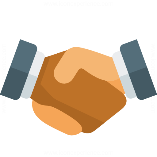 Iconexperience G Collection Handshake Icon