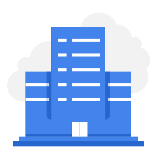 Building, Business, Company, Estate, Office, Work Icon