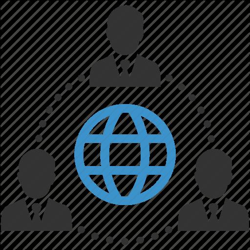 Business, Businessmen, Global, International, Internet, Network