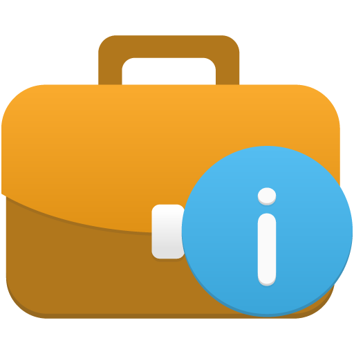 Business Info Icon Flatastic Iconset Custom Icon Design