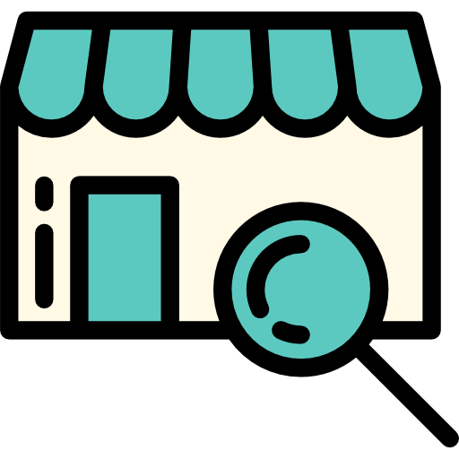 Store, Shop, Business Icon