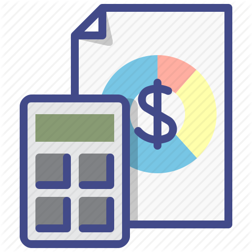 Business, Calculate, Cost, Structure Icon