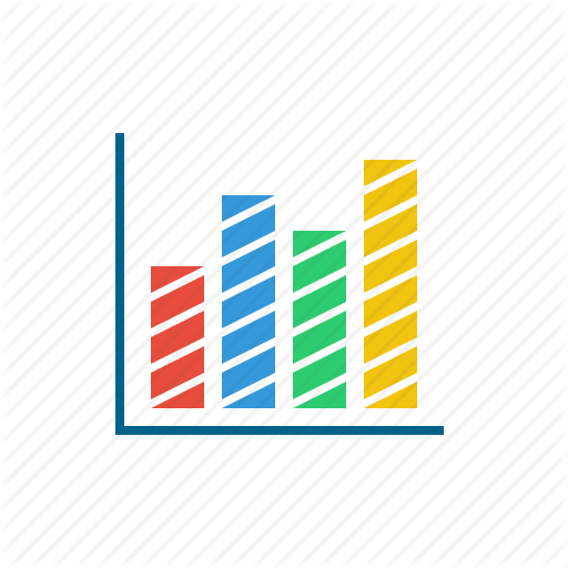 Bar, Chart, Column, Elements, Graph, Infographics, Objects Icon