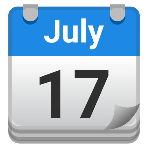 Tear Off Calendar Icon Noto Emoji Objects Iconset Google