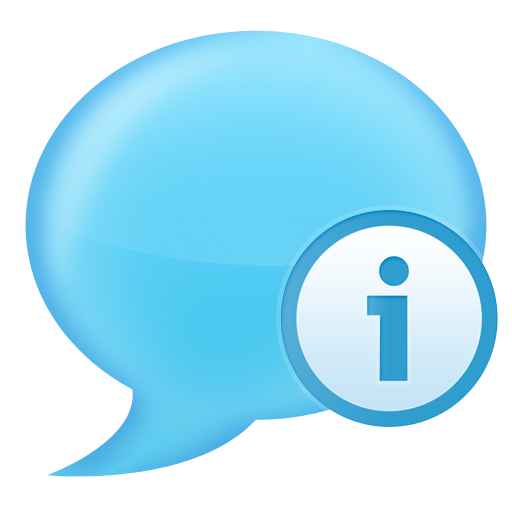 Info Chat Icons, Free Info Chat Icon Download