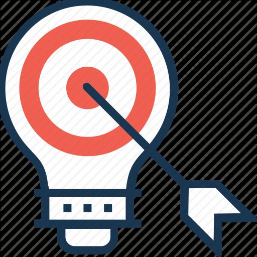 Bulb, Business Idea, Business Strategy, Idea, Strategy Icon