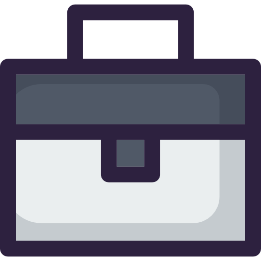 Bag, Briefcase, Suitcase, Portfolio, Business, Travel Icon