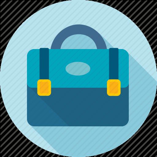 Bag, Business, Case, Portfolio, Resume, Travel Icon