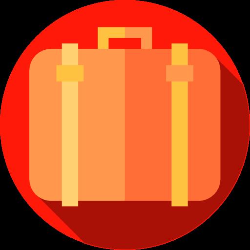 Suitcase, Business, Travel, Briefcase, Bag, Portfolio Icon
