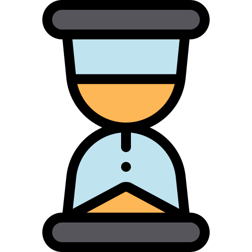 Busy, Hourglass, Wait Icon Free Of Banking Vol