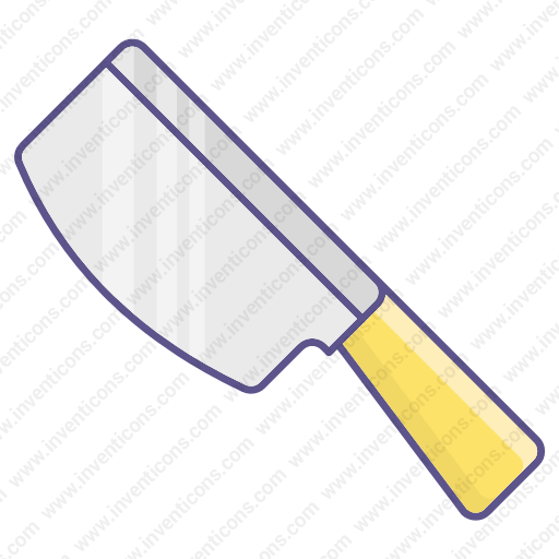 Download Bloody,knife,halloween,bloody,butcher Icon Inventicons