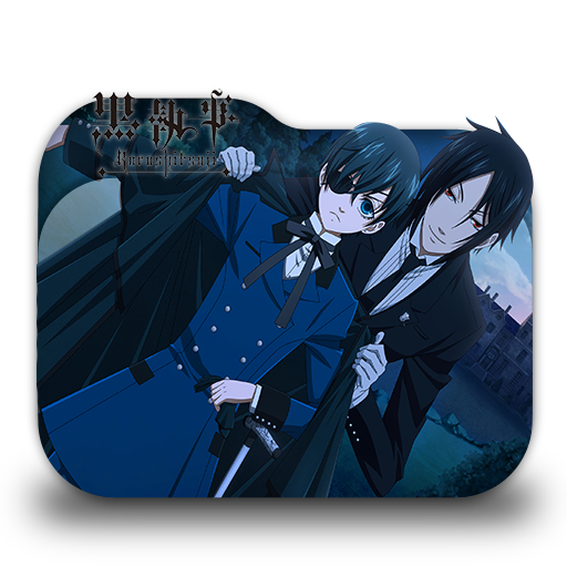 Kuroshitsuji Folder Icon