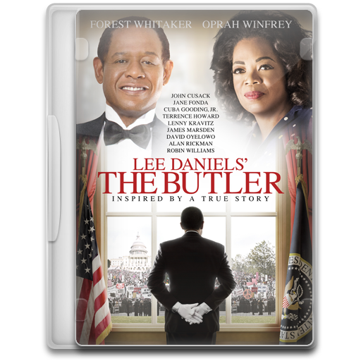The Butler Icon Movie Mega Pack Iconset