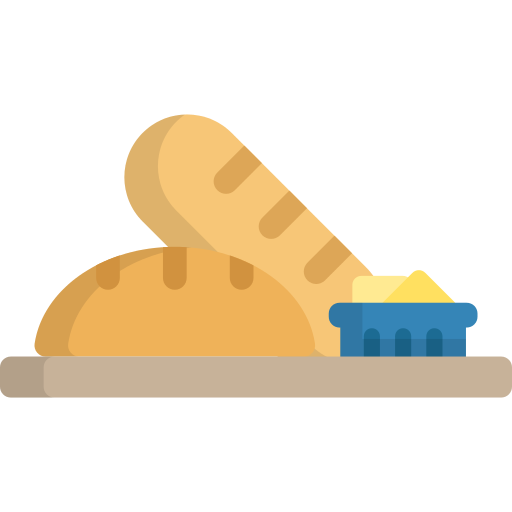 Bread Butter Png Icon