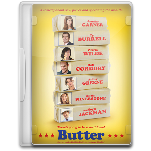 Butter Icon Movie Mega Pack Iconset