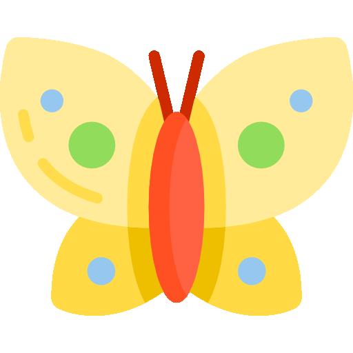 Butterfly Icon Spring Freepik