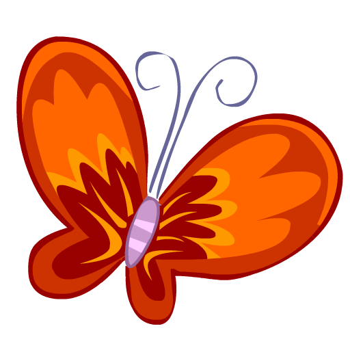 Red, Butterfly Icon Free Of Nature Icons