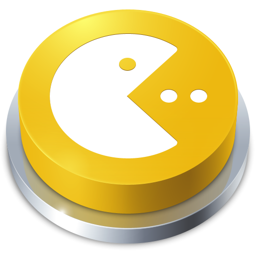 Perspective Button Games Icon I Like Buttons Iconset