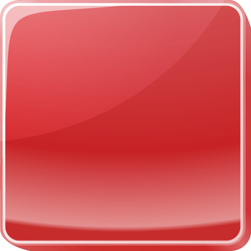 Button, Red Icon