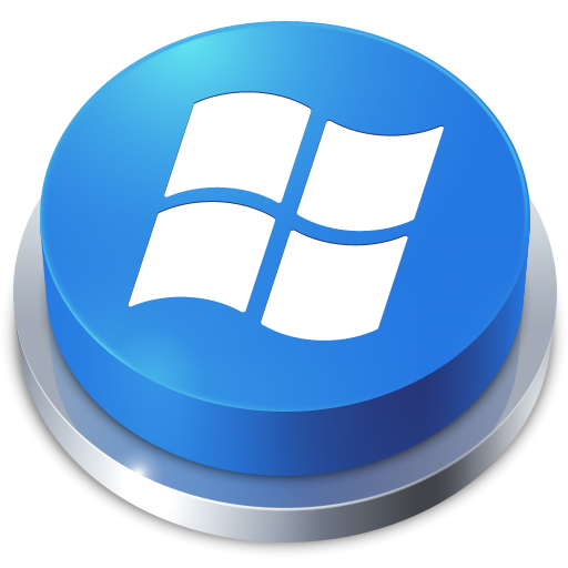 Windows Button Icon Png