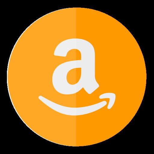 Sell, Amazon, Buy, Shop, Circle Icon
