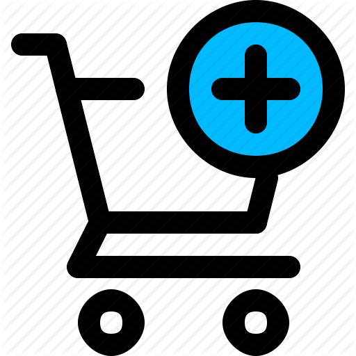 Add, Buy, Cart, Plus, Product Icon