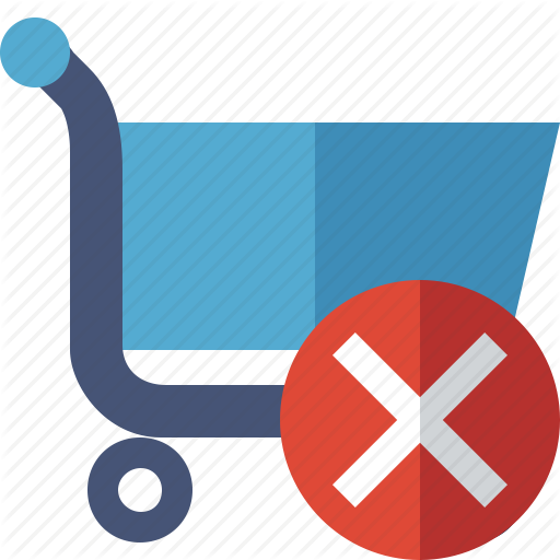 Business, Buy, Cancel, Ecommerce, Shopping Icon